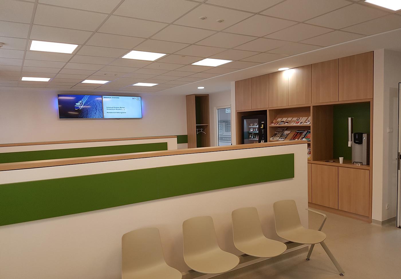 Immanuel Klinikum Bernau - Neubau - Bild 3