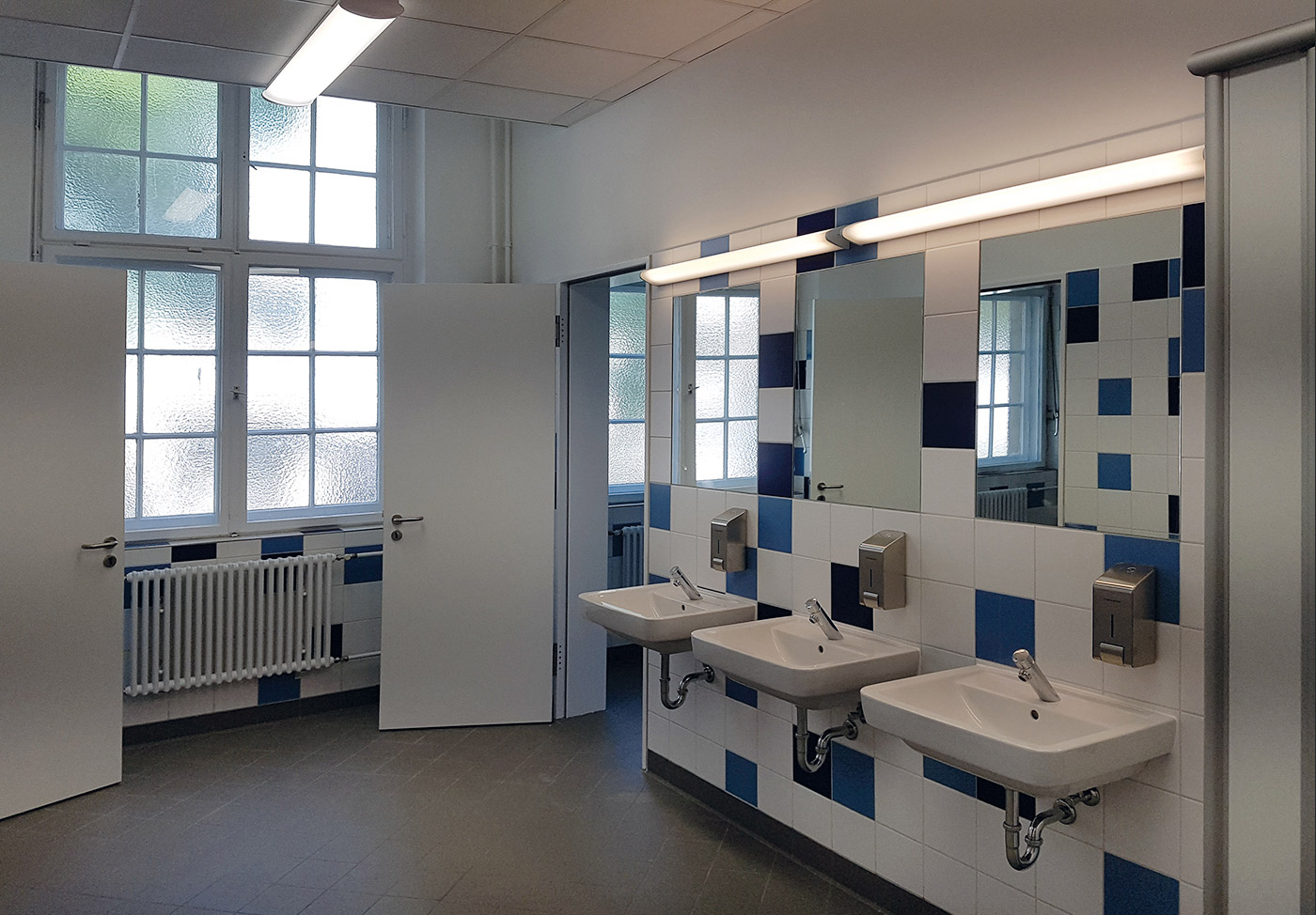 Schulen Berlin-Reinickendorf - Strangsanierung - Bild 2