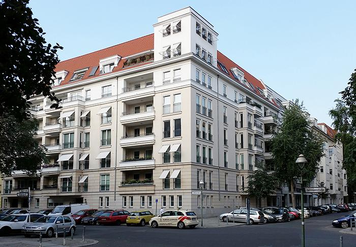 Wohnanlage, Berlin-Charlottenburg