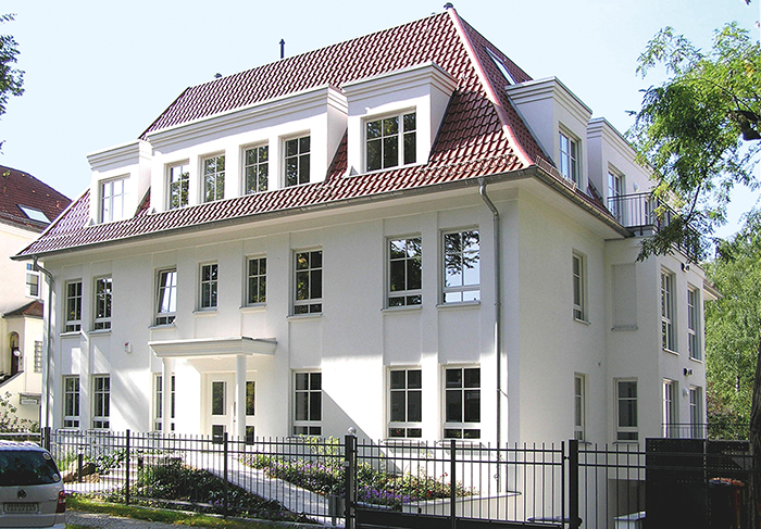 Prinzenresidenz in Berlin-Zehlendorf