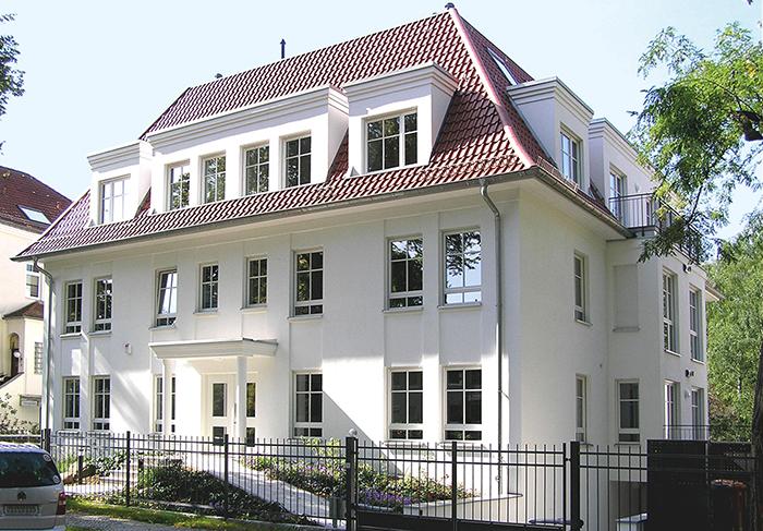 Stadtvilla, Berlin-Zehlendorf