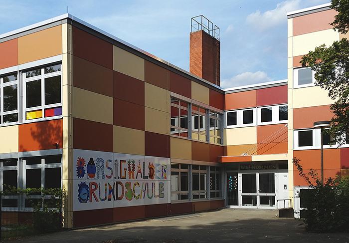 Borsigwalder Grundschule in Berlin