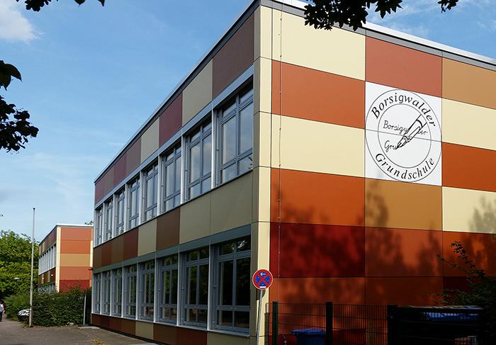 Borsigwalder Grundschule, Berlin - Bild 2