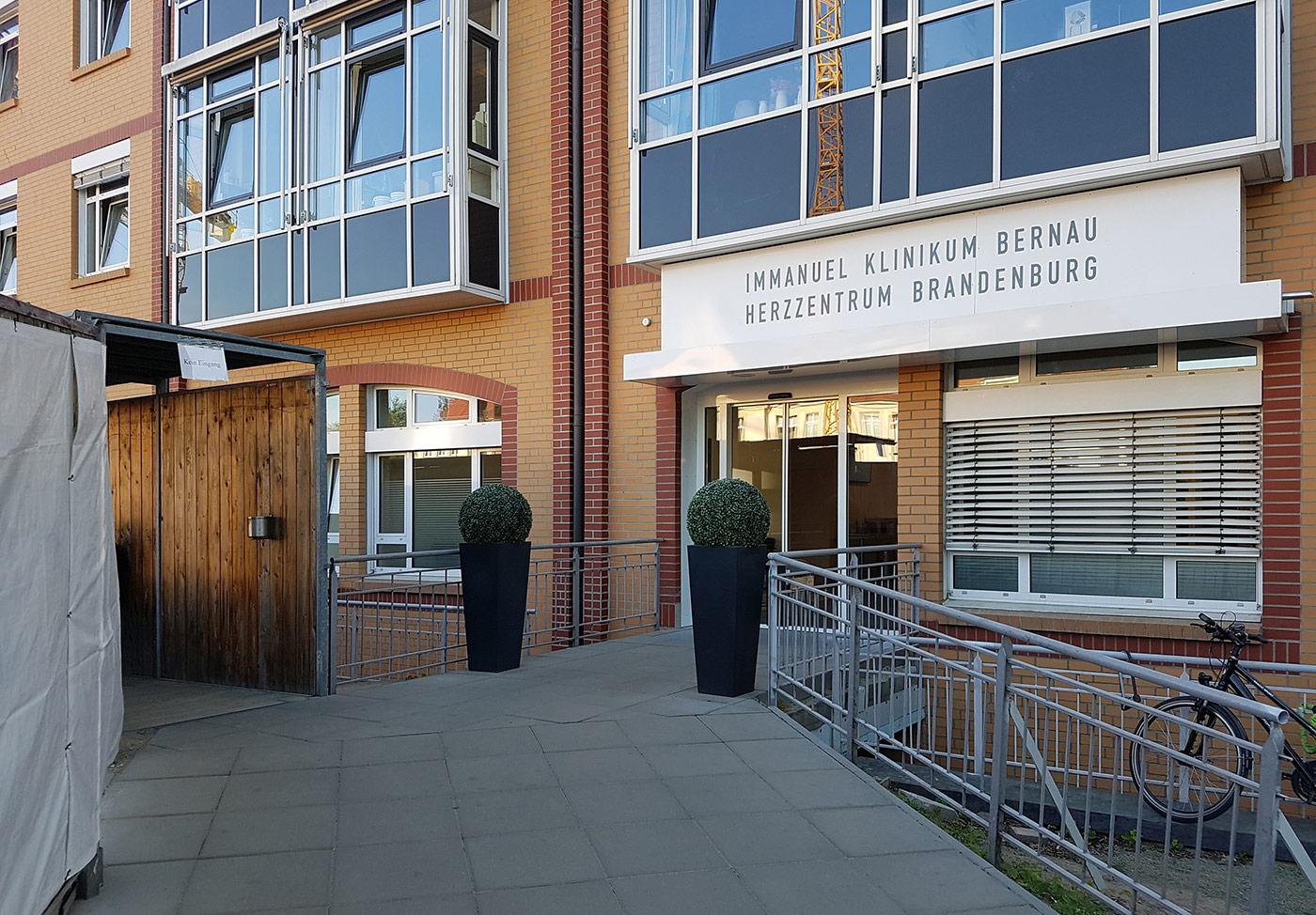 Immanuel Klinikum Bernau - Neubau - Bild 2