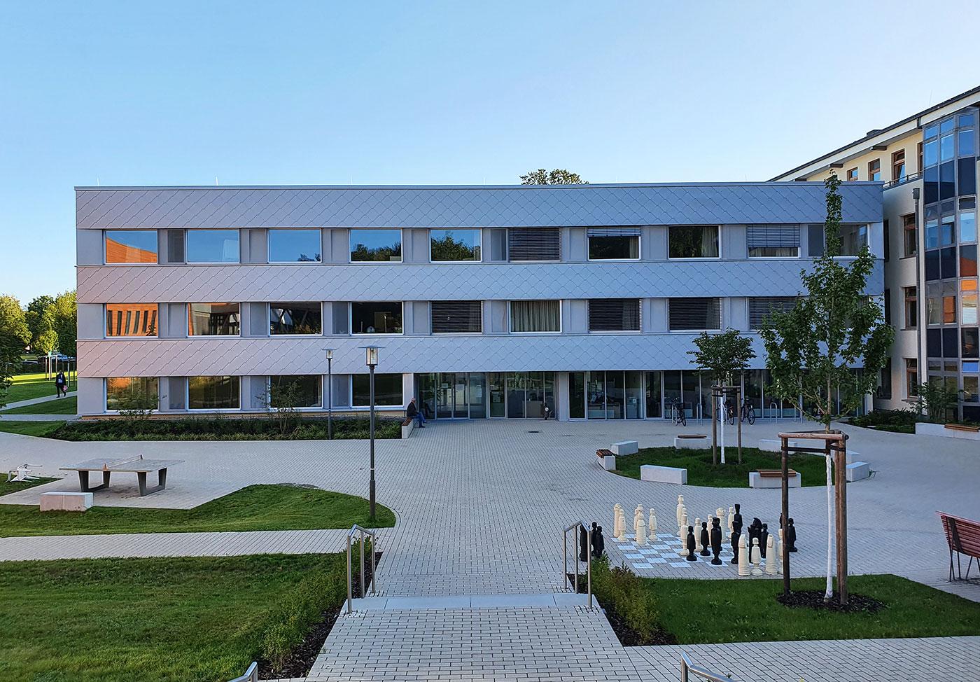 Errichtung eines Therapiezentrums Rüdersdorf - Bild 2
