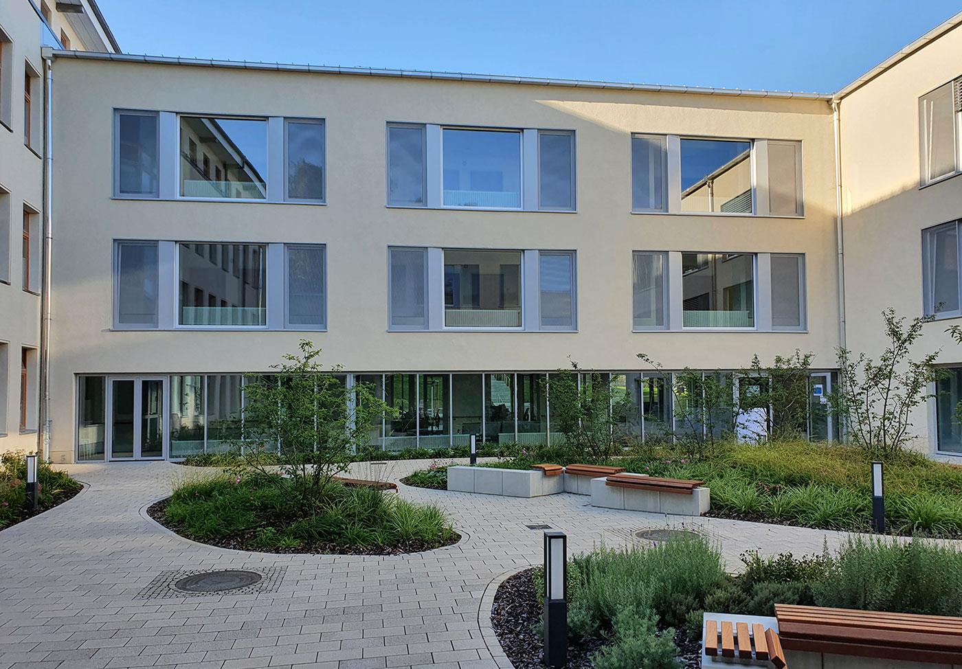 Errichtung eines Therapiezentrums Rüdersdorf - Bild 4