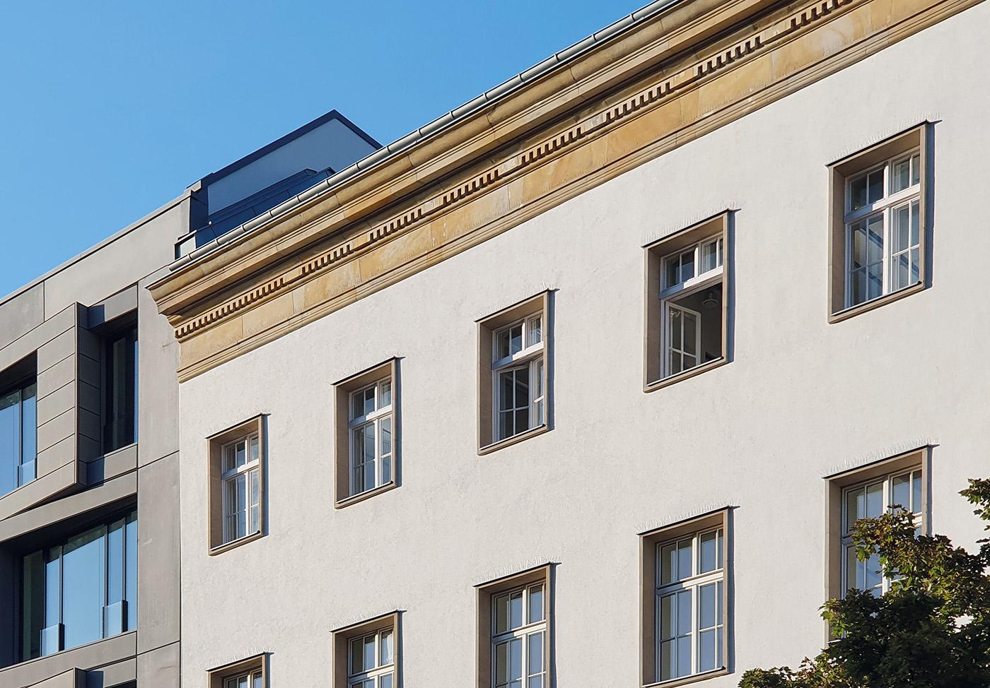 Umbau und Sanierung eines ehemaligen Postamtes in Berlin-Kreuzberg