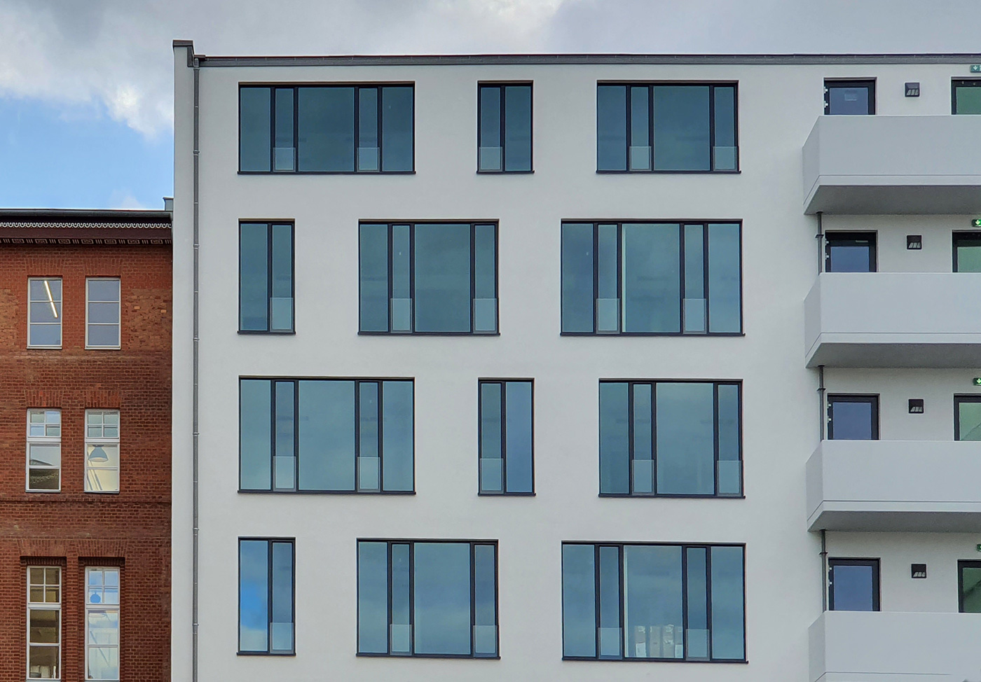 Neubau eines Bürogebäudes neben dem alten Postamt in Berlin-Kreuzberg - Bild 3