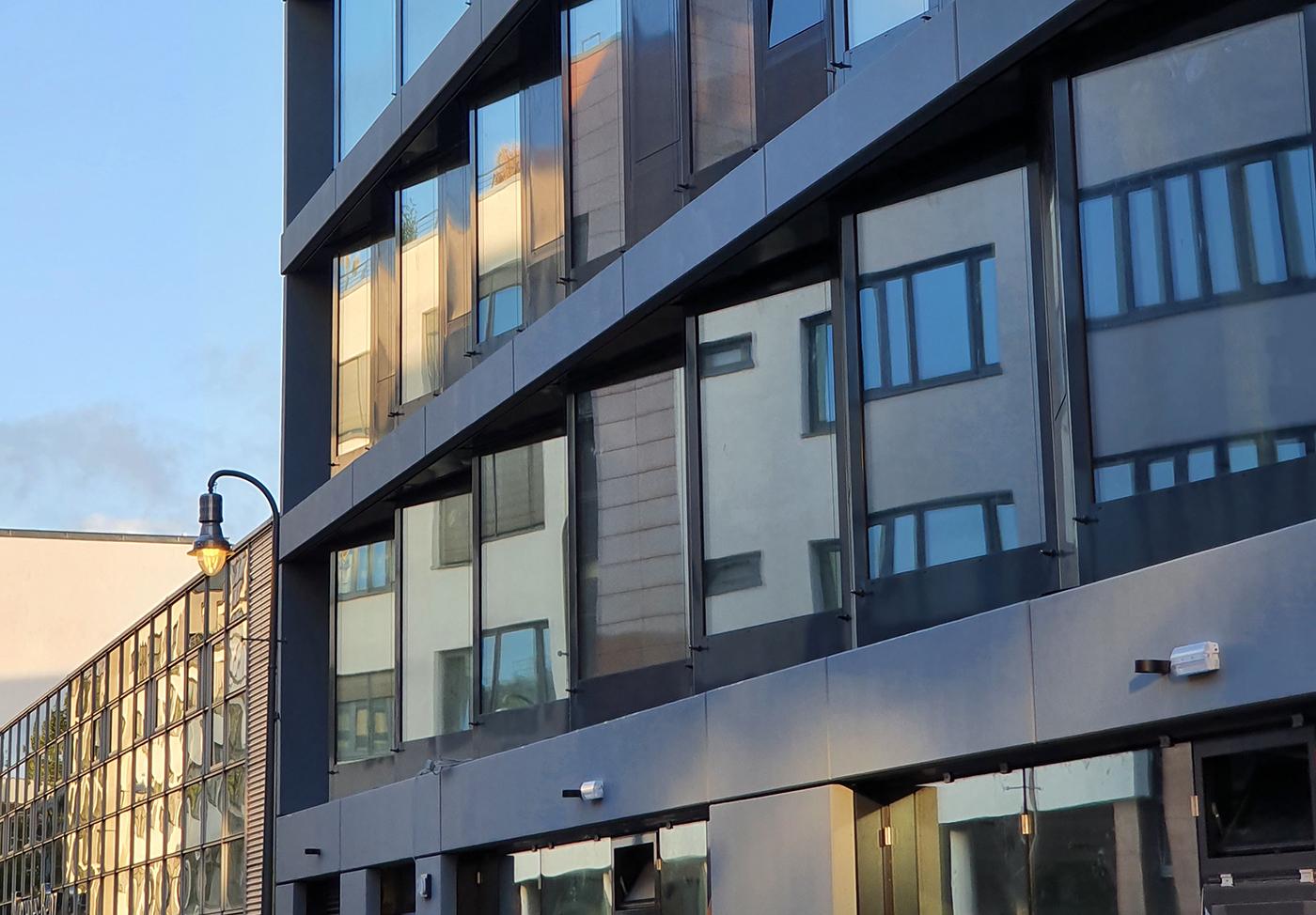 Neu- und Ausbau eines Bürogebäudes in Berlin-Kreuzberg