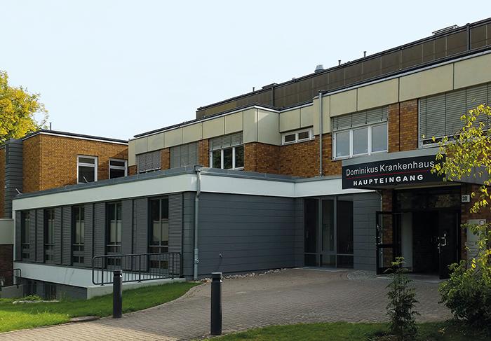 Dominikus Krankenhaus, Berlin-Hermsdorf